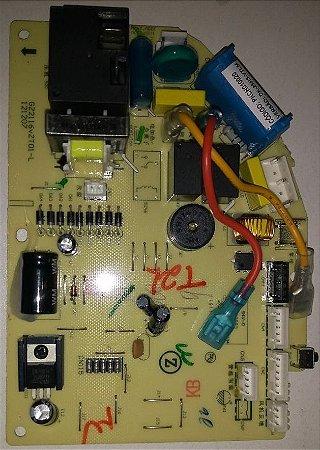 Placa Eletrônica Komeco Lotus Split Hi Wall 12.000Btu/h LTS12FC2LX