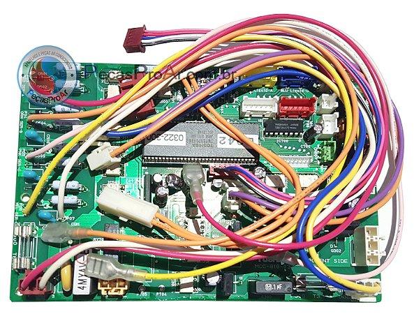 Placa Elêtronica Condensadora Toshiba RAS-3M26YAV-E