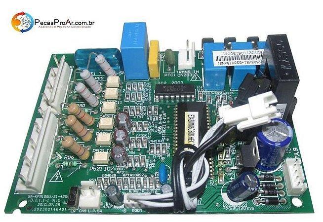 Placa Eletrônica Midea Piso Teto 60.000Btu/h MPC60HRV28