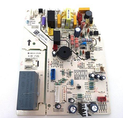 Placa Eletrônica Springer Midea Split Hi Wall 24.000Btu/h 42MBCA24M5