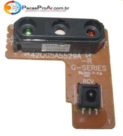 Placa Display Carrier Ideale Split Hi Wall 18.000Btu/h  42DQD18226