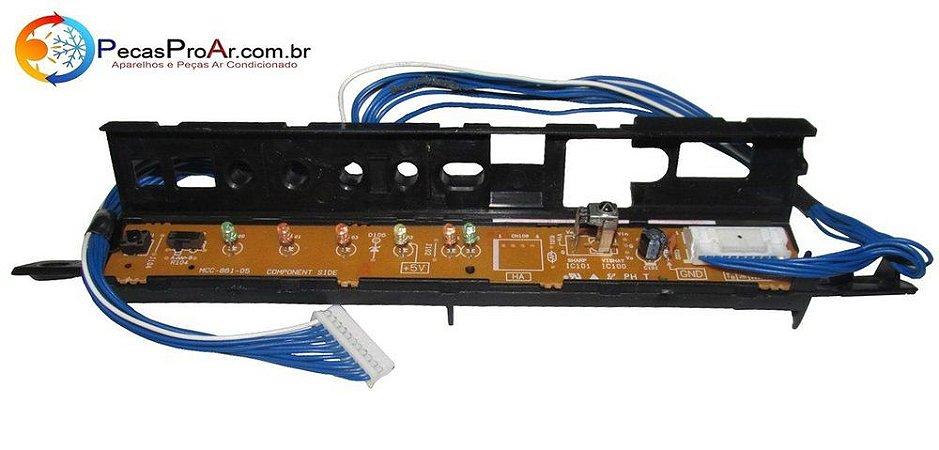 Placa Display Toshiba MCC861 Split Hi Wall LCPRASM10UKVE