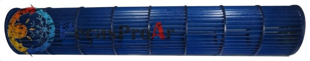 Turbina Ventilador Midea Decor SPlit Hi Wall 7.000Btu/h MSD07HR