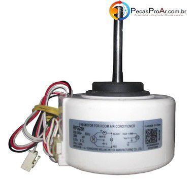 Motor Ventilador Evaporadora Springer Split Hi Wall 18.000Btu/h 42MCB018515LS
