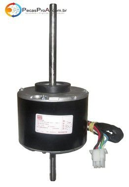 Motor Ventilador Ar Condicionado Springer Silentia 12.000Btu/h MCB123BB