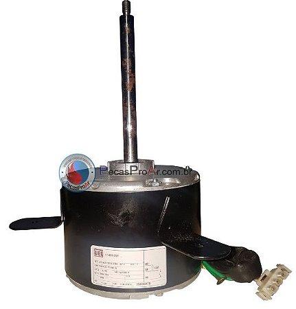 Motor Ventilador Condensadora Carrier Space Piso Teto 18.000Btu/h 38XCA021515TC