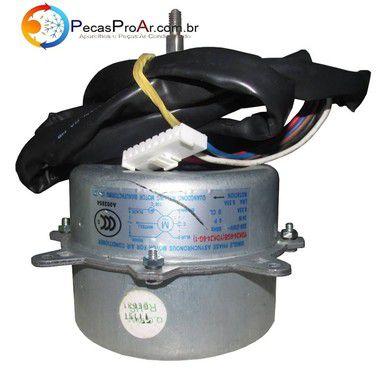 Motor Ventilador Condensadora Midea Liva Split Hi Wall 12.000Btu/h 38VFCA12M5