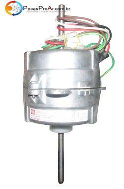 Motor Ventilador Ar Condicionado Janela Springer Duo 10.000Btu/h QQE105RB