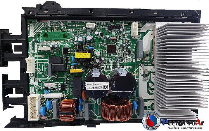 Placa Eletrônica Condensadora Inverter Springer Midea Split Hi Wall 9.000Btu/h  38MBCB09M5