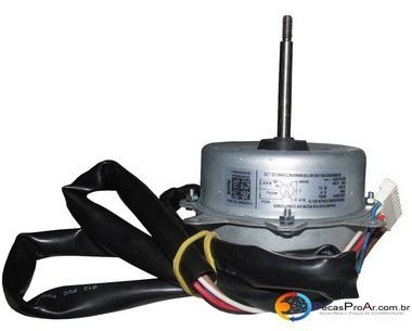 Motor Ventilador Condensadora Carrier X-Power Inverter Split Hi Wall 18.000Btu/h 38LVCD18C5