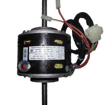 Motor Ventilador Evaporadora Carrier Space Piso Teto 24.000Btu/h  42XQC024515LC