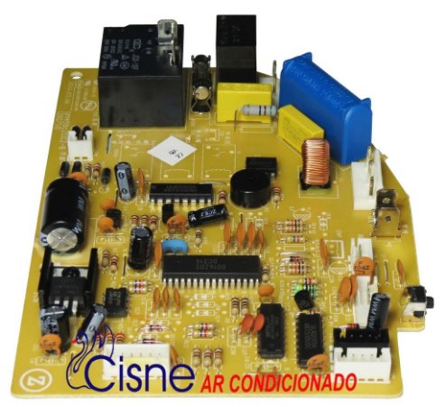 Placa Eletrônica Komeco Lotus Split Hi Wall 12.000Btus LTS12FC3LX