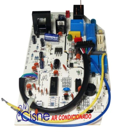 Placa Eletrônica Midea Comfee Split Hi Wall 9.000btus MSM09HR