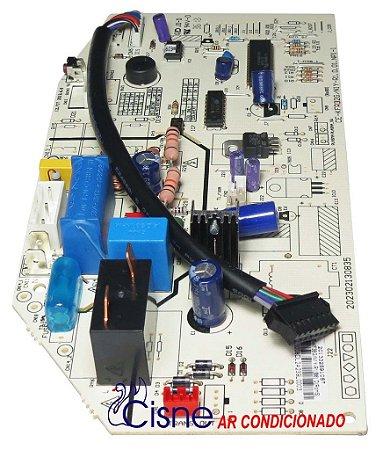 Placa Eletrônica Springer Novo Maxiflex 42RWCA012515LS