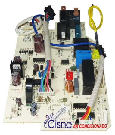 Placa Eletrônica Midea Vertu Split Hi Wall 9.000Btus 42MVQA09M5