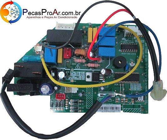Placa Eletrônica Midea Luna 42MLQC09M5