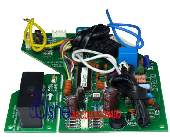 Placa Eletrônica Springer Split Hi Wall 30.000Btus 42MCA030515LS