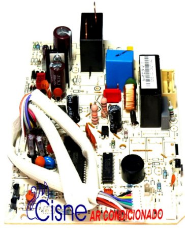 Placa Eletrônica Springer Maxiflex Split Hi Wall 7.000Btus 42MQA007515LS