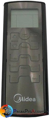 Controle Remoto Midea Vertu MSV124HR Quente/Frio