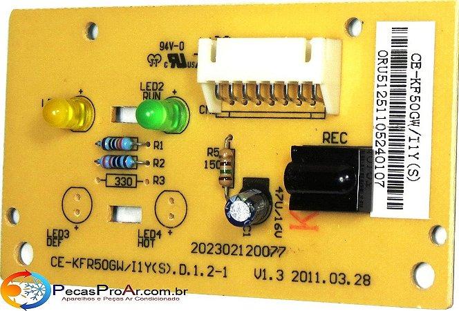 Placa Display Springer Maxiflex 42MQ030515LS