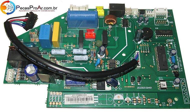 Placa Eletrônica Carrier X-Power Split Hi Wall 18.000Btu/h 42LVQB018515LC