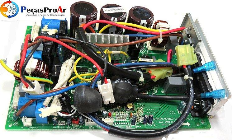Placa Eletrônica Midea Eco Inverter 38MEQA22M5