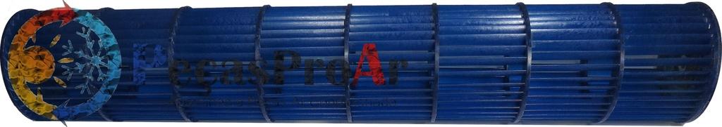 Turbina Ventilador Springer Maxiflex Split Hi Wall 7.000Btu/h 42MCC007515LS