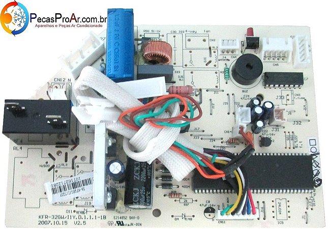 Placa Eletrônica Midea MultiSplit 27.000Btu/h MS3G27CR