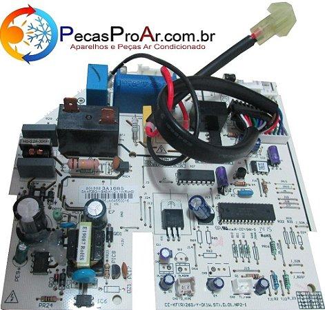 Placa Eletrônica Midea Luna 42MLCB12M5