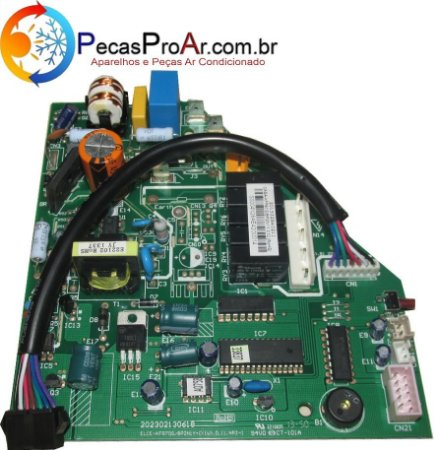Placa Eletrônica Carrier X-Power Split Hi Wall 22.000Btu/h 42LVQC22C5