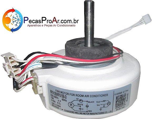 Motor Ventilador Evaporadora Komeco MultiSplit 18.000Btu/h KOM2S18FCG2