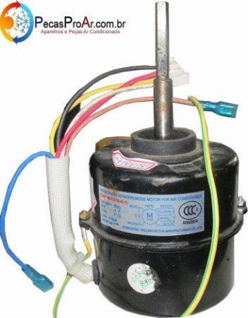 Motor Ventilador Evaporadora Springer Maxiflex Split Hi Wall 30.000Btu/h 42MCB030515LS