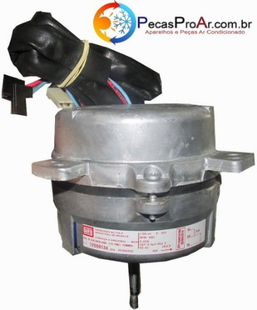 Motor Ventilador Midea Luna 25W 38MLCA12M5