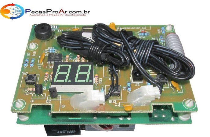 Placa Eletrônica Janela Springer Minimax 12.000Btus MQA125RB