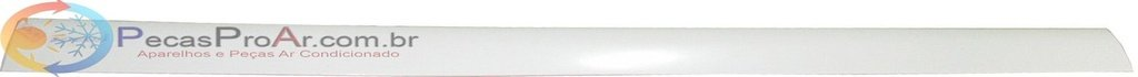 Direcionador De Ar Horizontal Superior Split Carrier Hi-Wall 42LUQA022515LC