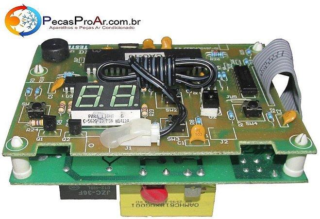 Placa Eletrônica Janela Springer Silentia 7.000Btus FCA078RB