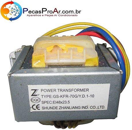 Transformador Da Evaporadora Springer Maxiflex 42MQB22515LS