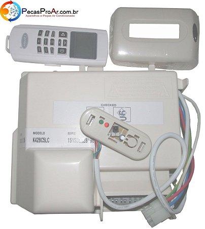 Kit Controle Remoto Built-In Carrier 42BQA024510HC