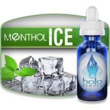 Mentol ICE E-líquid - Halo 30 Ml