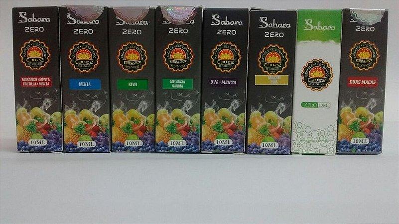 E-Liquid Sahara Coco c/ Menta Zero Nicotina - Ebuzz
