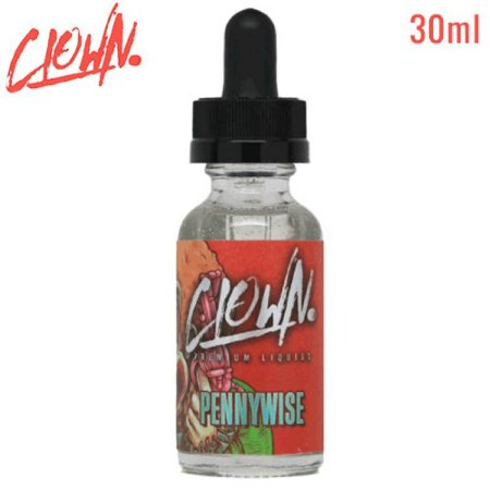 E-Liquid Pennywise 30ML - Clown®
