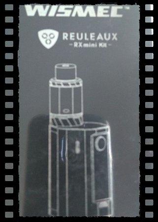 Kit Starter RX Mini Reuleaux 80W 2100 mAh - Wismec