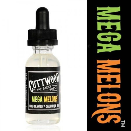 E-Líquid Mega Melons 30ML - Cuttwood®