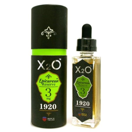 E-liquid x2O epicurean reserve 1920