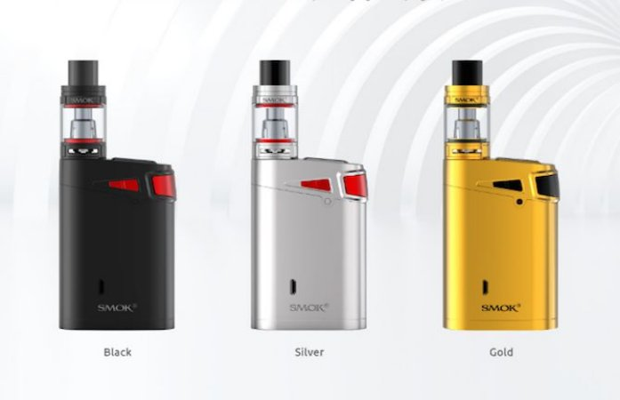 Kit Marshal G320 320W TC TFV8 Big Baby Tank SUB-oHmΩ SMOK®