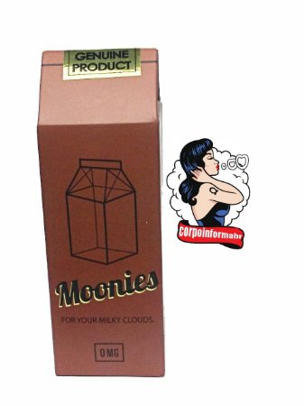 E-Juice Milky Moonies Max VG - 30ml The Milkman™