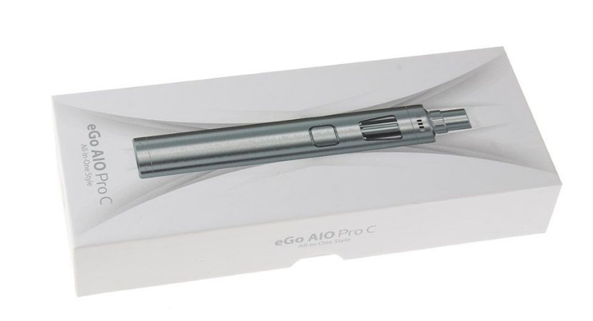 eGo Aio Pro C 4ML Starter Kit Original Joyetech® + bateria 18650 3000mAh
