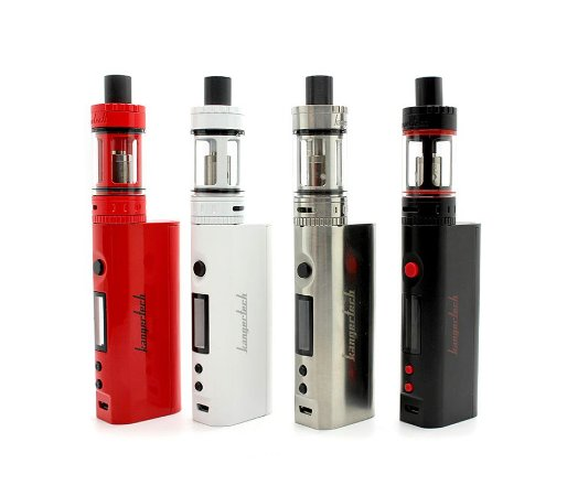 Kit TOPBOX™ Mini 75W TC - Kangertech® + Bateria 18650
