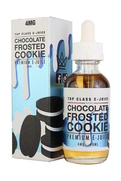 E-juice Chocolate Frosted Cookie - Top Class 60ML