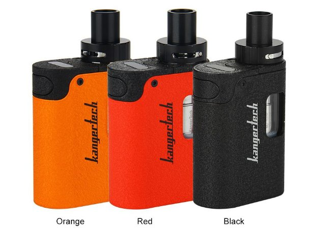 Kit TOGO Mini 1600mAh - Kanger Tech®